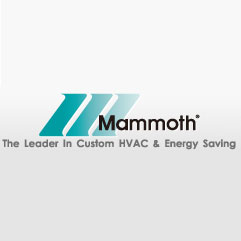 Mammoth ground source heat pump...